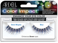 color impact lash demi wispies blue