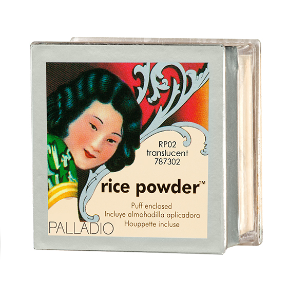 Puder ryżowy sypki - 17 g - transparentny