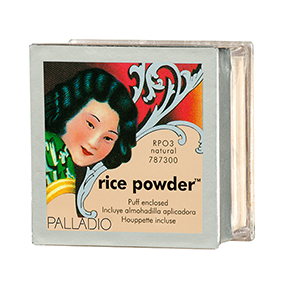 Puder ryżowy sypki - 17 g - naturalny
